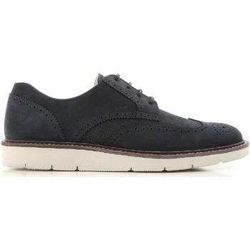Παπούτσια Άνδρας Derby Hogan HXM3220Y211I8VU805 Blu medio