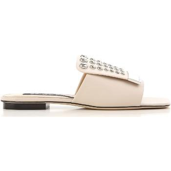 Παπούτσια Γυναίκα σαγιονάρες Sergio Rossi A80380 MFN205 9179 Nudo