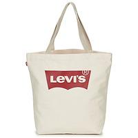 Τσάντες Γυναίκα Cabas / Sac shopping Levi's Batwing Tote W Ecru