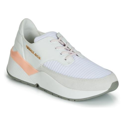 Παπούτσια Γυναίκα Χαμηλά Sneakers Versace Jeans Couture EOVTBSL6 Άσπρο