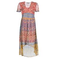 Υφασμάτινα Γυναίκα Μακριά Φορέματα Desigual NANA Multicolour