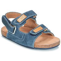 Παπούτσια Αγόρι Σανδάλια / Πέδιλα Mod'8 KORTIS Μπλέ / Jean