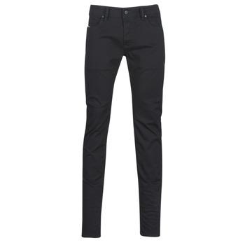 Υφασμάτινα Άνδρας Skinny jeans Diesel SLEENKER Black / 069ei