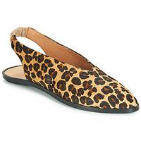 Παπούτσια Γυναίκα Μπαλαρίνες Jonak APIO Leopard