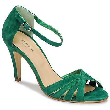 Παπούτσια Γυναίκα Σανδάλια / Πέδιλα Jonak DONIT Green