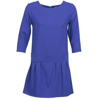 Υφασμάτινα Γυναίκα Κοντά Φορέματα Betty London CANDEUR Μπλέ