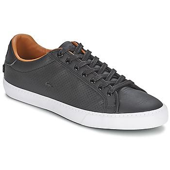 Παπούτσια Γυναίκα Χαμηλά Sneakers Lacoste GRAD VULCUS Black