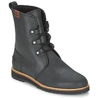 Παπούτσια Γυναίκα Μπότες Lacoste BAYLEN 4 Black