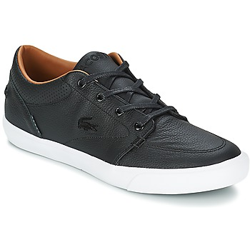 Παπούτσια Άνδρας Boat shoes Lacoste BAYLISS VULC PREMIUM Black