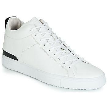 Παπούτσια Άνδρας Χαμηλά Sneakers Blackstone RM14 Άσπρο