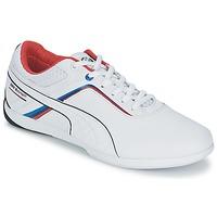 Παπούτσια Άνδρας Χαμηλά Sneakers Puma BMW MS IGNIS NM άσπρο