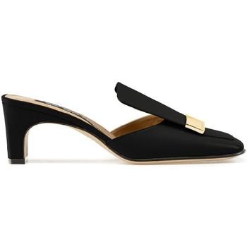 Παπούτσια Γυναίκα σαγιονάρες Sergio Rossi A78000MNAN07110_1000 nero