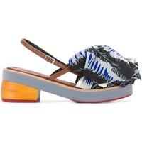 Παπούτσια Γυναίκα Σανδάλια / Πέδιλα Marni SAMSY09G06TCW04 multicolore