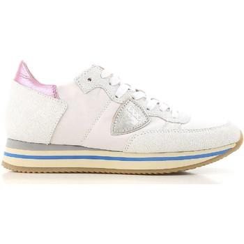 Παπούτσια Γυναίκα Χαμηλά Sneakers Philippe Model THLD VP01 bianco