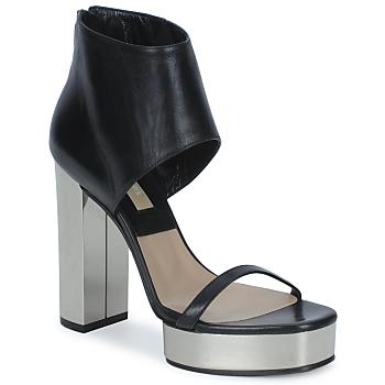 Παπούτσια Γυναίκα Σανδάλια / Πέδιλα Michael Kors 17194 Μαυρο