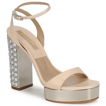 Παπούτσια Γυναίκα Σανδάλια / Πέδιλα Michael Kors 17181 Ροζ