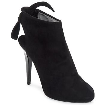 Παπούτσια Γυναίκα Χαμηλές Μπότες Michael Kors 17124 Μαυρο