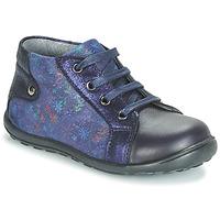 Παπούτσια Κορίτσι Μπότες André POLA Marine