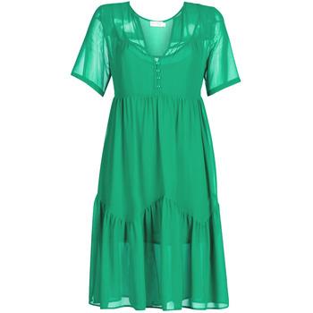 Υφασμάτινα Γυναίκα Κοντά Φορέματα See U Soon GARAGACE Green