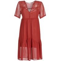 Υφασμάτινα Γυναίκα Κοντά Φορέματα See U Soon GARAGACE Red
