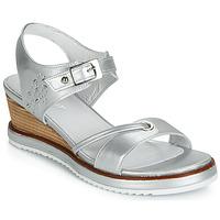 Παπούτσια Γυναίκα Σανδάλια / Πέδιλα Regard RAXALI V3 ECLAT ARGENT Silver