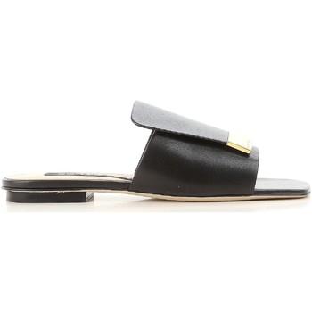 Παπούτσια Γυναίκα σαγιονάρες Sergio Rossi A80380 MNAN07 1000 nero