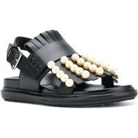 Παπούτσια Γυναίκα Σανδάλια / Πέδιλα Marni FBMSY13G01LV734 nero