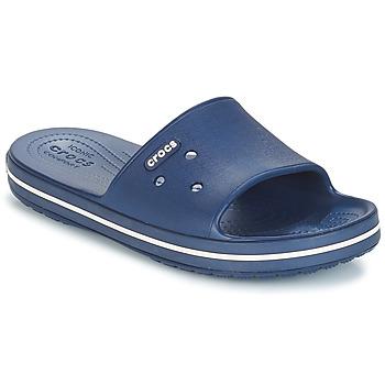 Παπούτσια σαγιονάρες Crocs CROCBAND III SLIDE Marine / Άσπρο