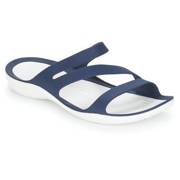 Παπούτσια Γυναίκα σαγιονάρες Crocs SWIFTWATER SANDAL W Marine