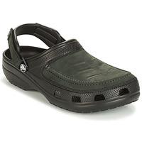 Παπούτσια Άνδρας Σαμπό Crocs YUKON VISTA CLOG M Black
