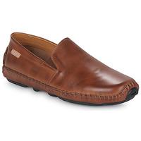 Παπούτσια Άνδρας Μοκασσίνια Pikolinos JEREZ 09Z Brown