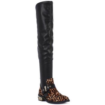 Ψηλές μπότες Elvio Zanon PONY NAPPA