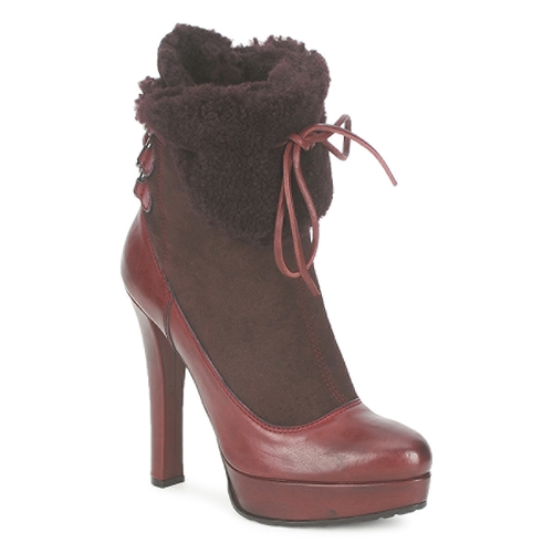 Παπούτσια Γυναίκα Μποτίνια Sebastian ELIATY Bordeaux