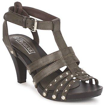 Παπούτσια Γυναίκα Σανδάλια / Πέδιλα StylistClick MADO TAUPE