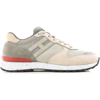 Παπούτσια Άνδρας Χαμηλά Sneakers Hogan HXM2610R676IHY0PD5 beige