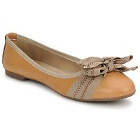 Παπούτσια Γυναίκα Μπαλαρίνες StylistClick LUNA Brown