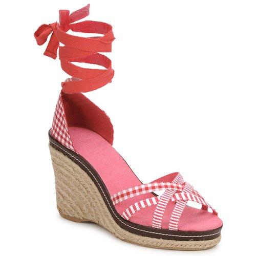 Παπούτσια Γυναίκα Σανδάλια / Πέδιλα StylistClick ANGELA Red