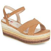 Παπούτσια Γυναίκα Σανδάλια / Πέδιλα MTNG SOCOTRA3 Brown