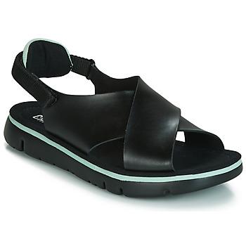 Παπούτσια Γυναίκα Σανδάλια / Πέδιλα Camper ORUGA Black