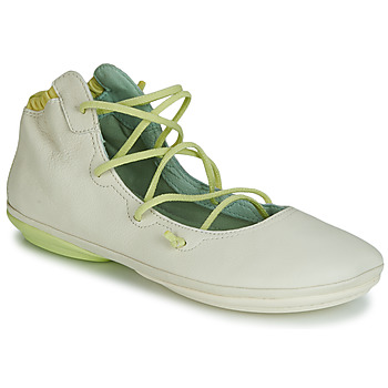 Παπούτσια Γυναίκα Μπαλαρίνες Camper RIGHT NINA LACE Beige