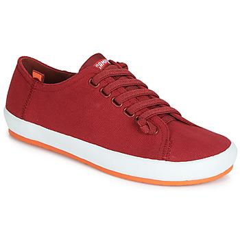 Παπούτσια Γυναίκα Derby Camper PEU RAMBLA VULCANIZADO Red