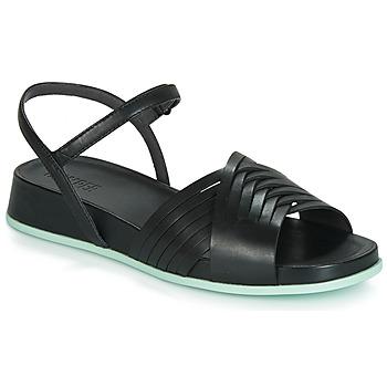 Παπούτσια Γυναίκα Σανδάλια / Πέδιλα Camper ATONIK Black