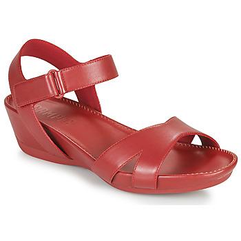 Παπούτσια Γυναίκα Σανδάλια / Πέδιλα Camper MICRO Red