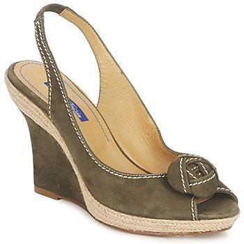 Παπούτσια Γυναίκα Σανδάλια / Πέδιλα Atelier Voisin ALIX KAKI