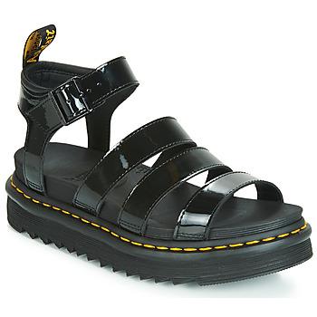 Παπούτσια Γυναίκα Σανδάλια / Πέδιλα Dr Martens Blaire Black