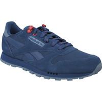 Παπούτσια Αγόρι Χαμηλά Sneakers Reebok Sport Classic Leather Bleu