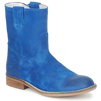 Παπούτσια Κορίτσι Μπότες Hip DIRAN μπλέ
