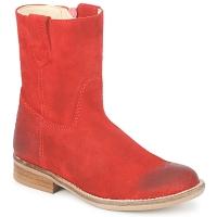 Παπούτσια Κορίτσι Μπότες Hip DIRAN Red