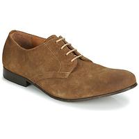 Παπούτσια Άνδρας Derby Hudson PIER Brown