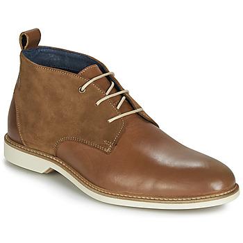 Παπούτσια Άνδρας Μπότες Casual Attitude JALAYAPE Brown